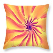 Abstract 090510 Throw Pillow