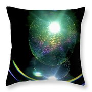 Abstract 096 Throw Pillow