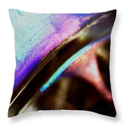Abstract - 1  Throw Pillow
