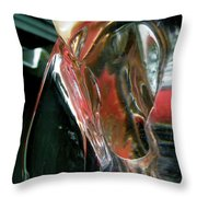 Abstract 1124 Throw Pillow