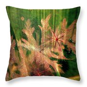 Abstract 1143 Throw Pillow