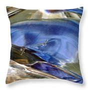 Abstract 1184 Throw Pillow