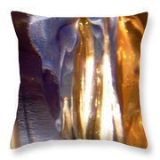 Abstract 1185 Throw Pillow