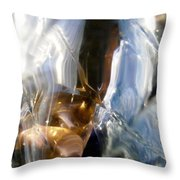 Abstract 1187 Throw Pillow