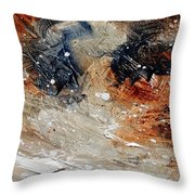 Abstract  1236 Throw Pillow
