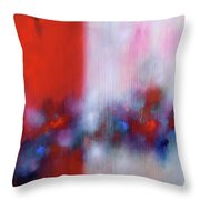 Abstract Painting 137 Throw Pillow