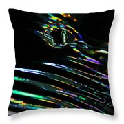 Abstract 137 Throw Pillow