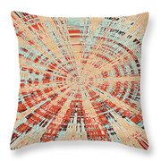 Abstract #149 Throw Pillow