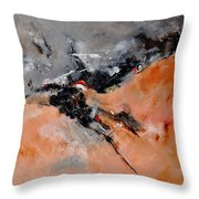 Abstract 1811503 Throw Pillow