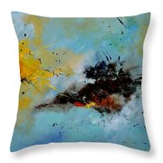 Abstract 1811803 Throw Pillow