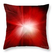 Abstract 229 Throw Pillow