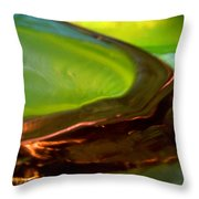 Abstract 260 Throw Pillow