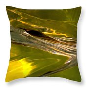 Abstract 268 Throw Pillow