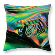 Abstract 031 Throw Pillow