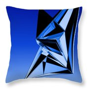 Abstract 33 Throw Pillow