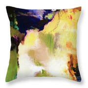 Abstract #36 Throw Pillow