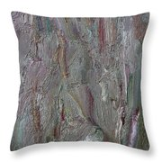 Abstract 409 Throw Pillow