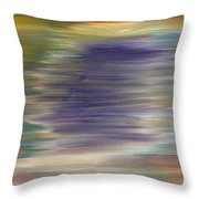 Abstract 423 Throw Pillow