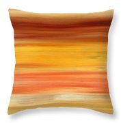 Abstract 425 Throw Pillow