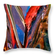 Abstract 426 Throw Pillow