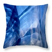 Abstract 429 Throw Pillow