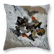 Abstract 4461201 Throw Pillow