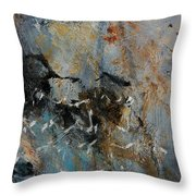 Abstract 4526987 Throw Pillow