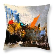 Abstract 517032 Throw Pillow