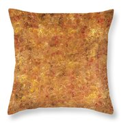 Abstract 527 Throw Pillow