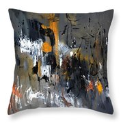 Abstract 5470401 Throw Pillow