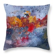 Abstract  55902110 Throw Pillow