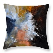 Abstract 561140 Throw Pillow