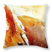 Abstract 5869 Throw Pillow