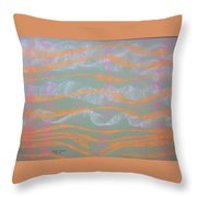 Abstract 6 Throw Pillow