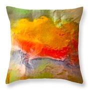 Abstract 6048 Throw Pillow