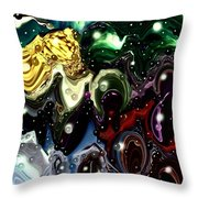 Abstract 623165 Throw Pillow