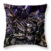 Abstract 63016.4 Throw Pillow