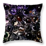 Abstract 63016.5 Throw Pillow