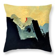 Abstract 660110 Throw Pillow