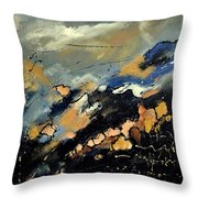 Abstract 6601112 Throw Pillow