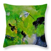 Abstract 660160 Throw Pillow