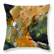 Abstract 66018012 Throw Pillow