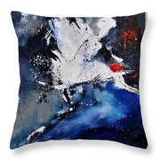 Abstract 6611401 Throw Pillow