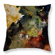 Abstract 6611402 Throw Pillow