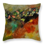 Abstract 6611604 Throw Pillow