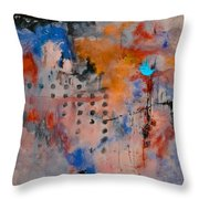 Abstract 66611032 Throw Pillow