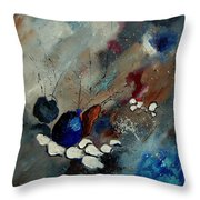 Abstract 67909010 Throw Pillow