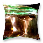 Abstract 683 Throw Pillow