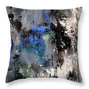 Abstract 69 54525 Throw Pillow