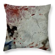 Abstract  690140032 Throw Pillow